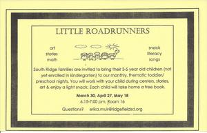 Little Roadrunners