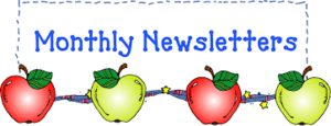 Monthly Principal Newsletter