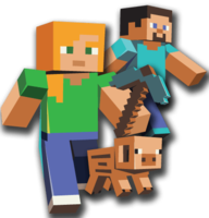 Minecraft Mania Son and Special Adult Event