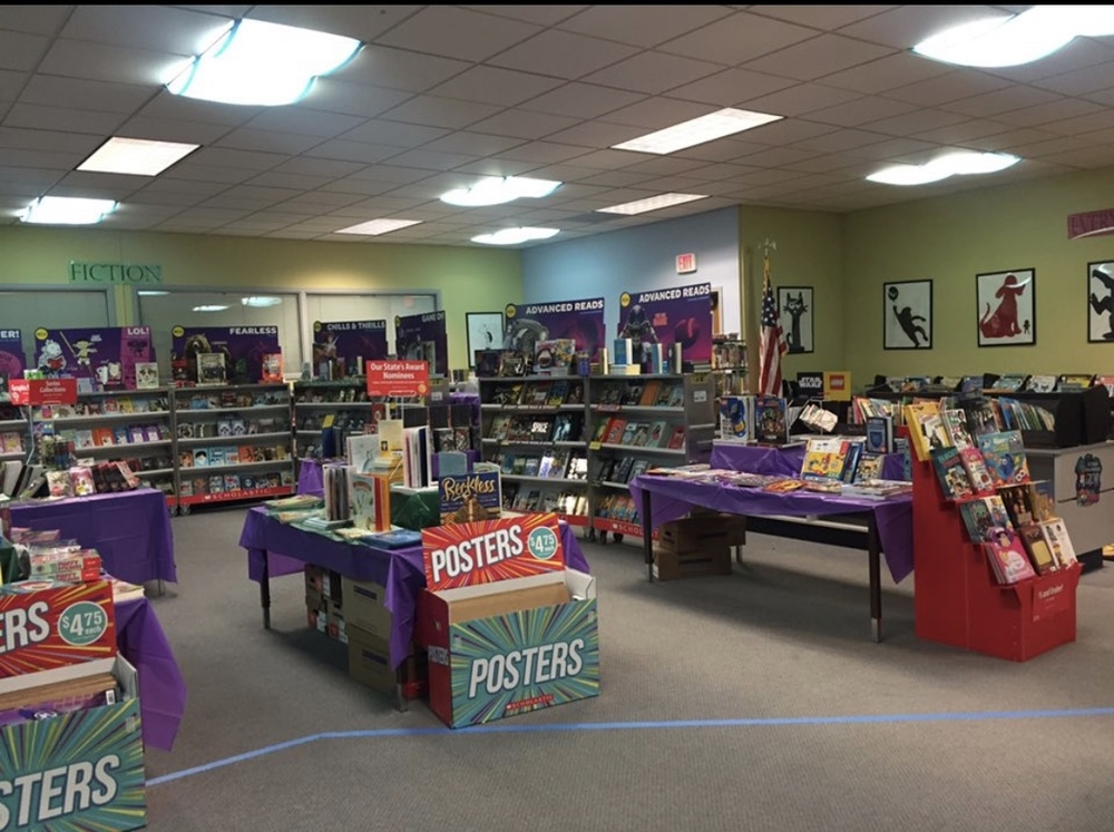 Union Ridge Book Fair