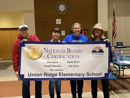 National Board Certification Recognition