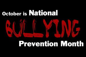 Bully Prevention Month is still in swing!