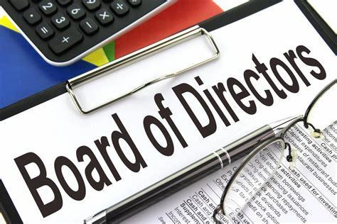 Board of Directors graphic