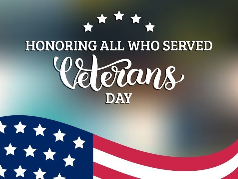 Veterans Day Virtual Assembly