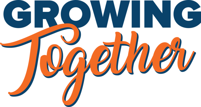 Growing Together theme logo for Convocation 2018