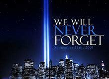 We Will Never Forget graphic