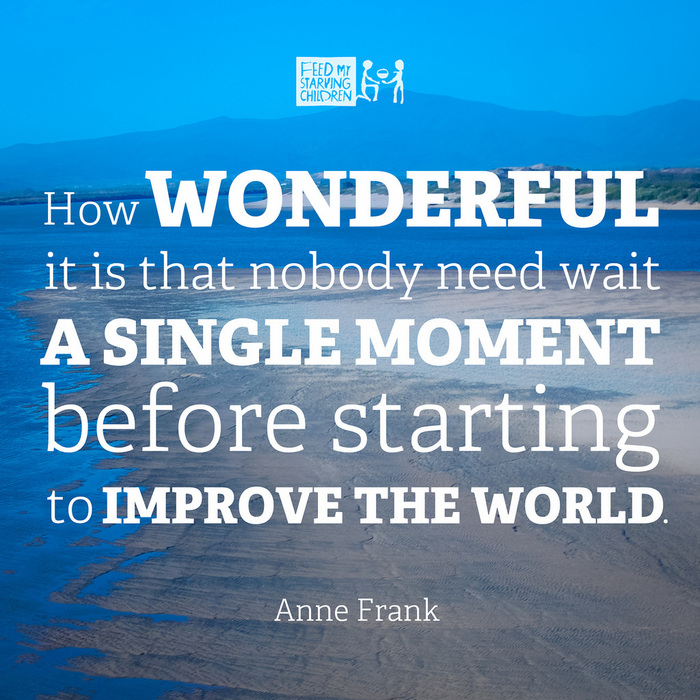 Quote from Anne Frank