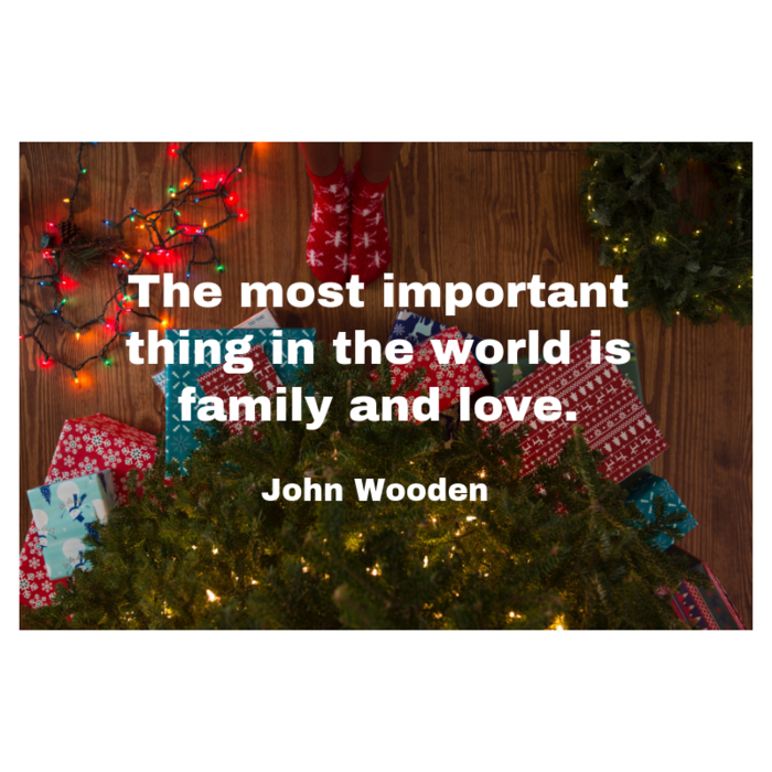 Quote from John Wooden
