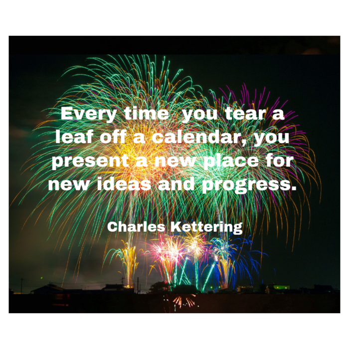 Quote from Charles Kettering