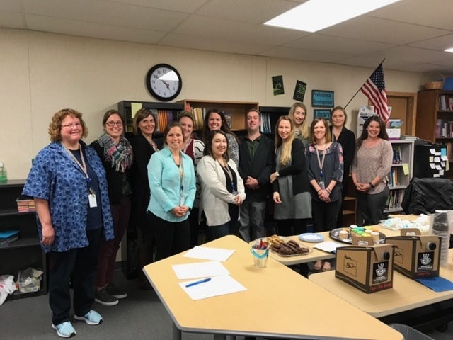District staff who have earned SEL micro-credential certification.