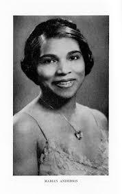 Marian Anderson photo