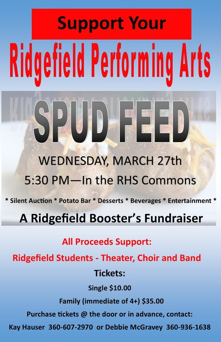 Spud Feed flyer Wed March 27