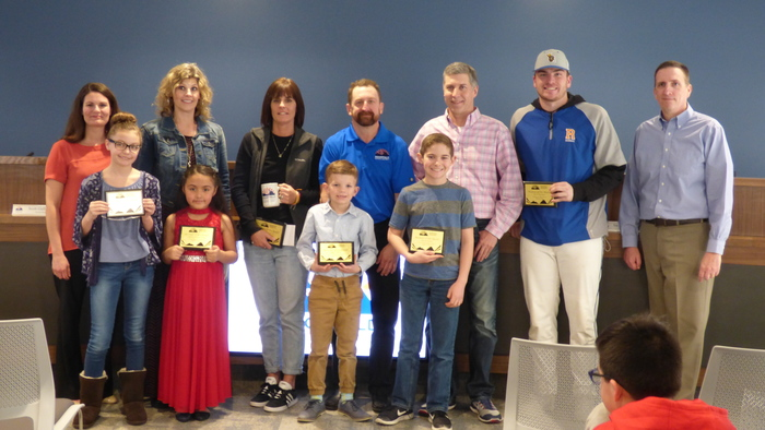 March 2019 Students and Employee of the Month