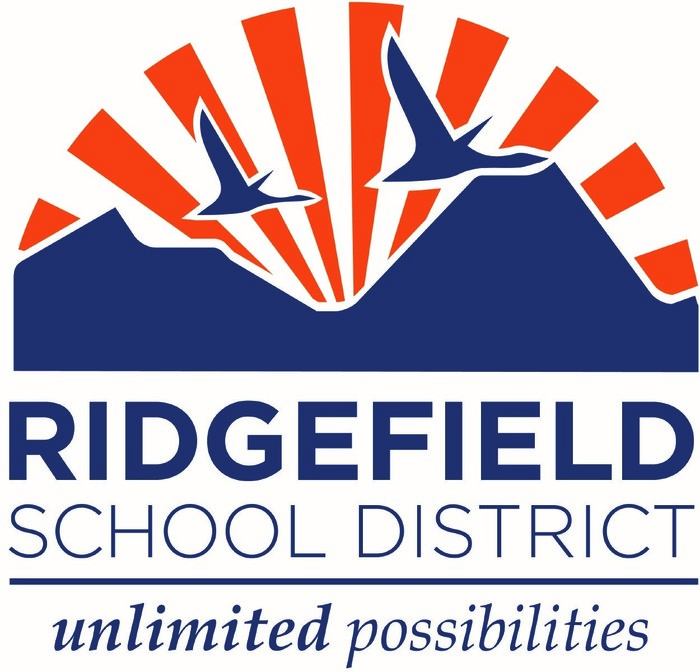 Ridgefield School District logo