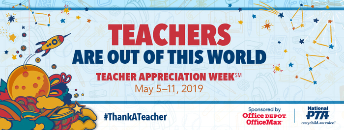 Teacher Appreciation Week graphic