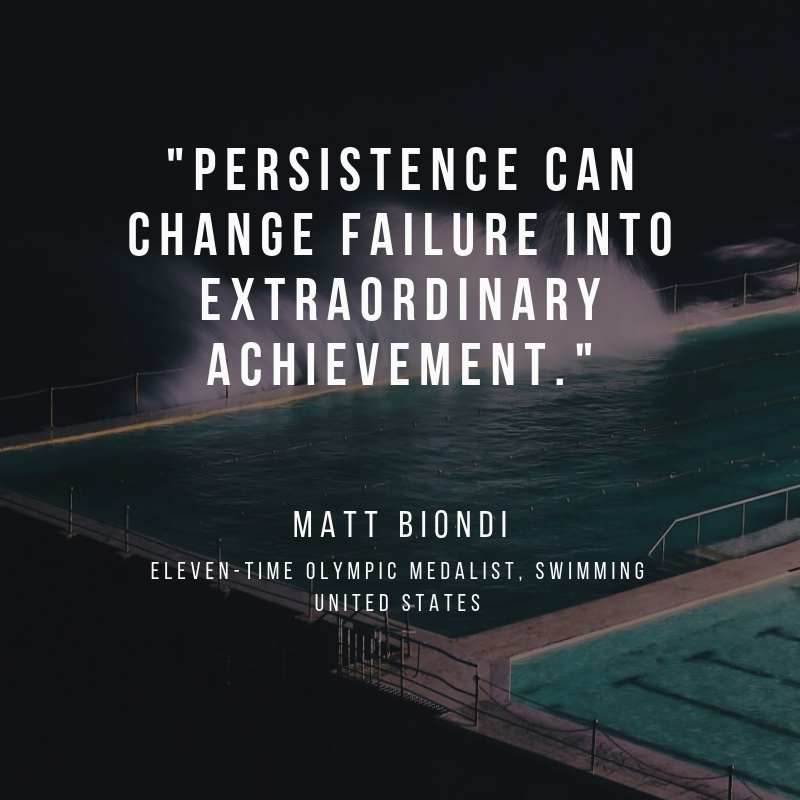 Quote from Matt Biondi
