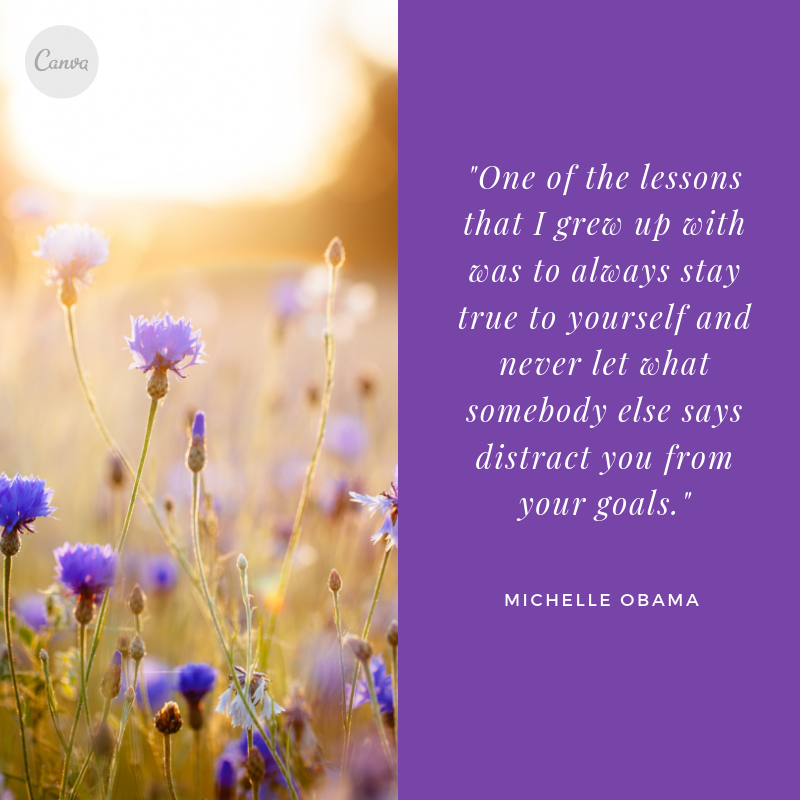 Quote from Michelle Obama