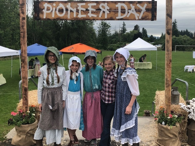 Ready for Pioneer Day!