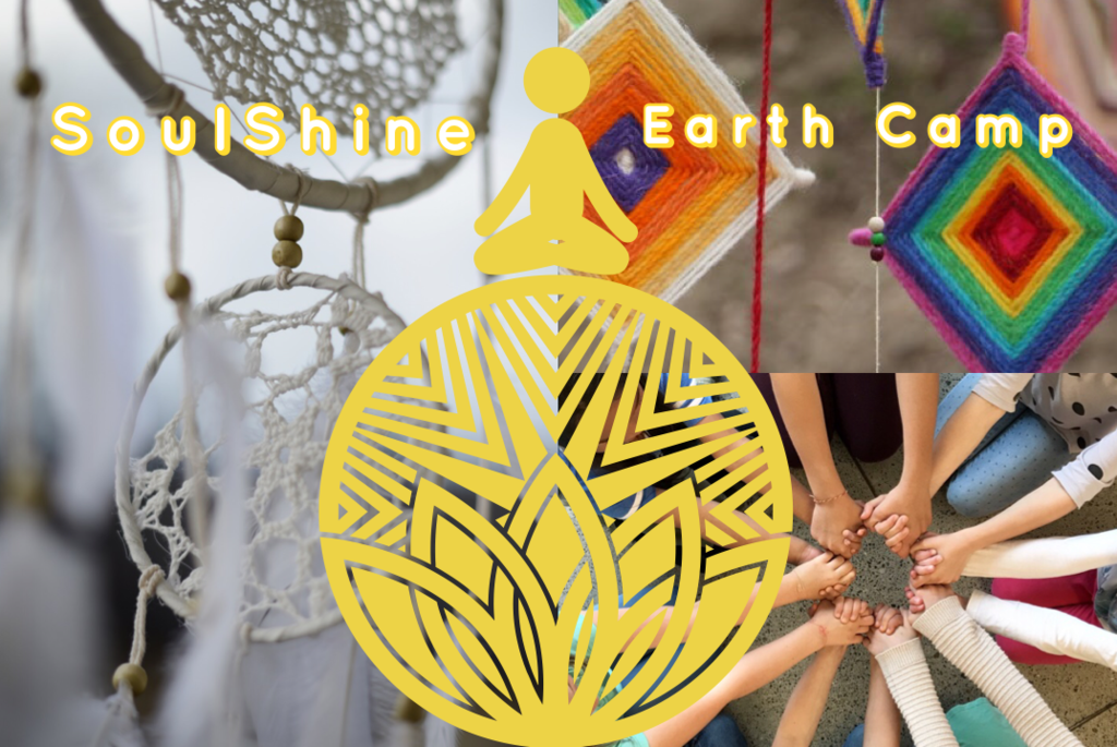 SoulShine Earth Camp graphic