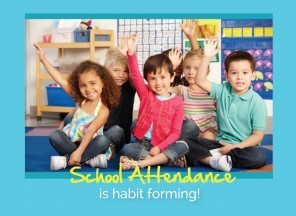 School attendance is habit forming.