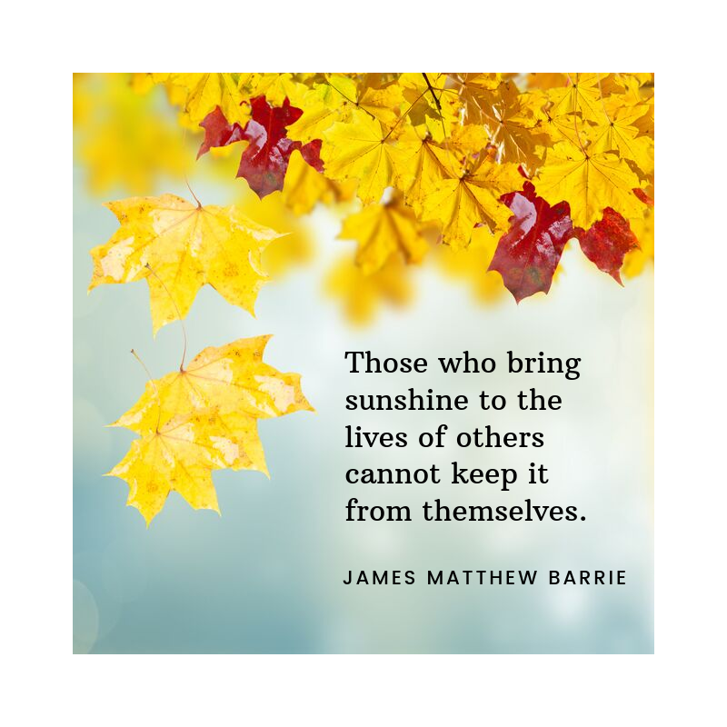 Quote from James Matthew Barrie