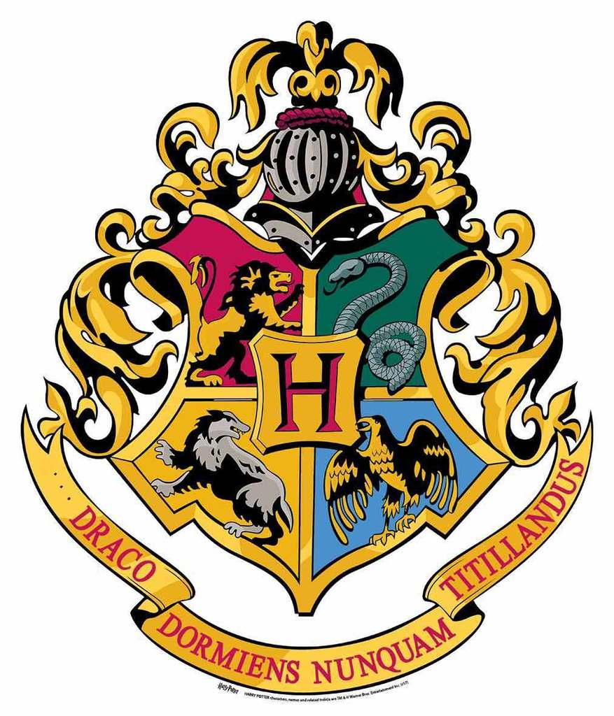 Harry Potter's crest