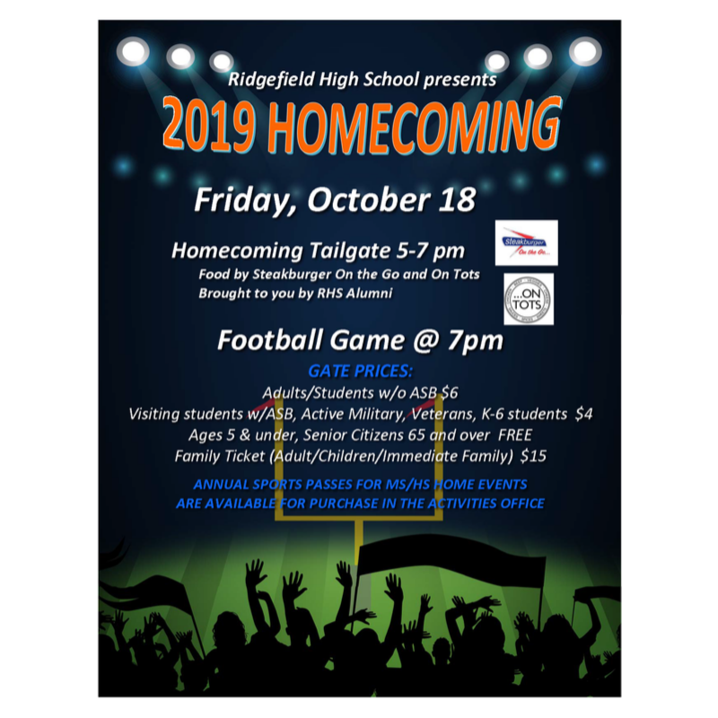 RHS 2019 Homecoming