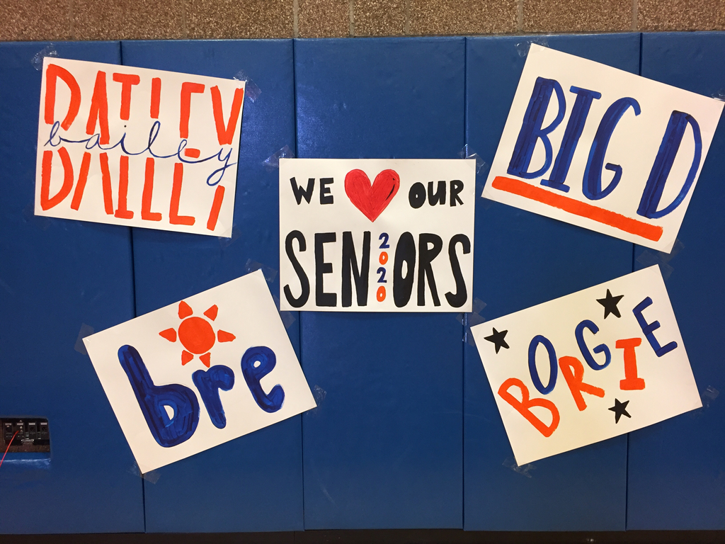 We love our Seniors!
