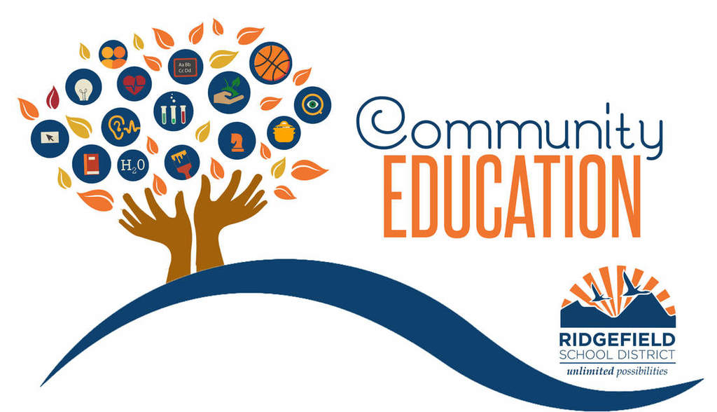 Ridgefield Community Education logo