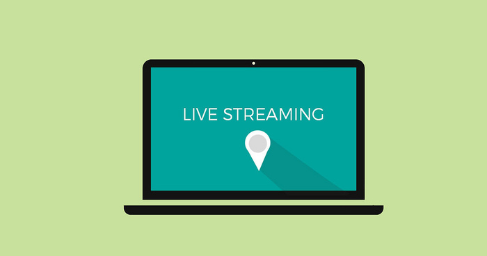 Live Streaming graphic