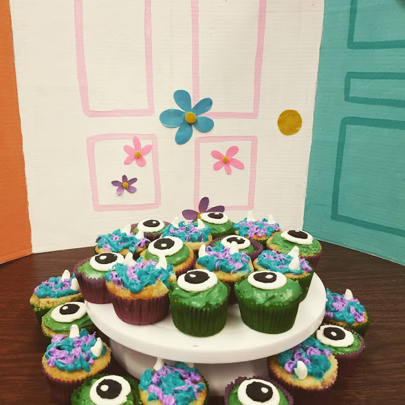 Entry for Cupcake Wars contest