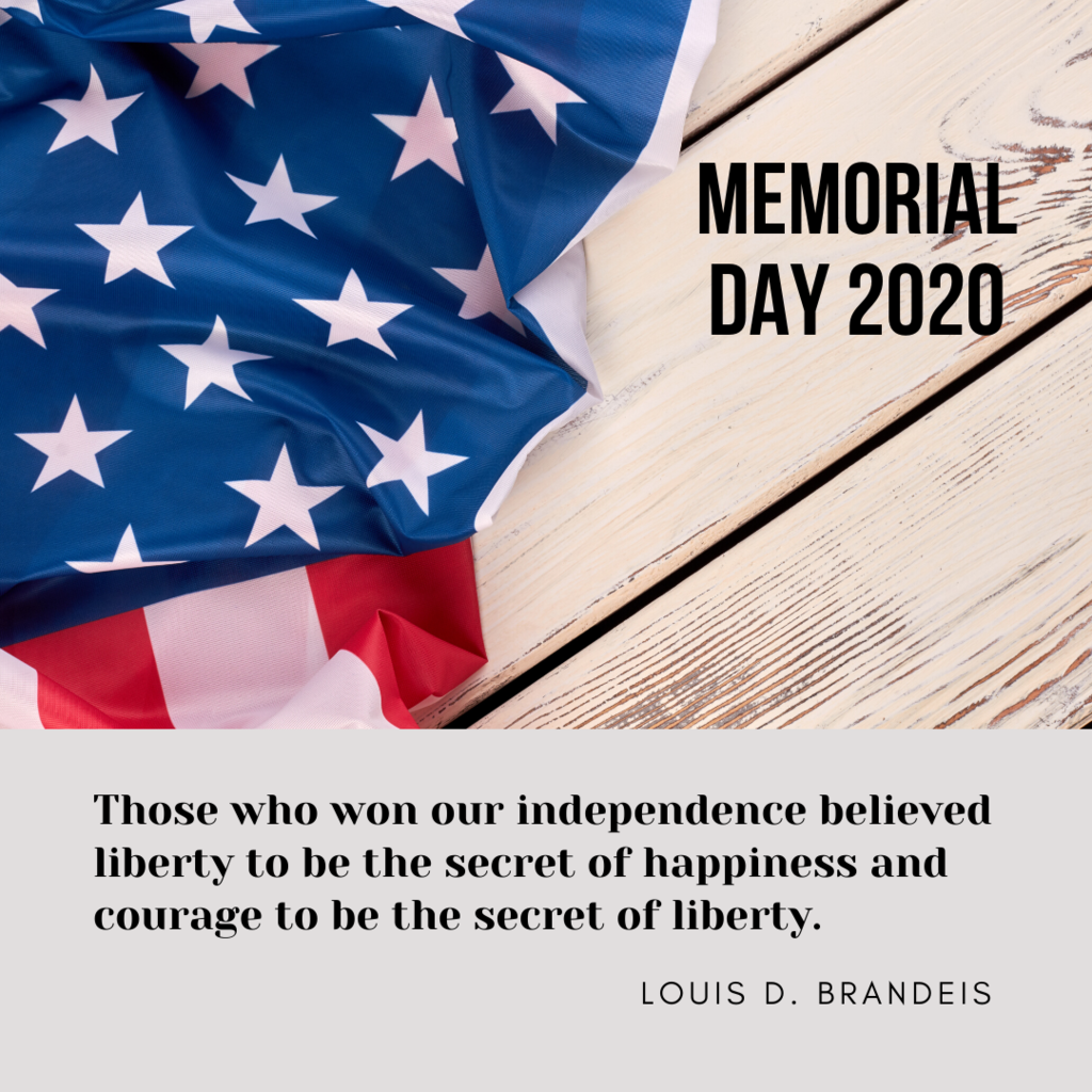 Quote from Louis D. Brandeis