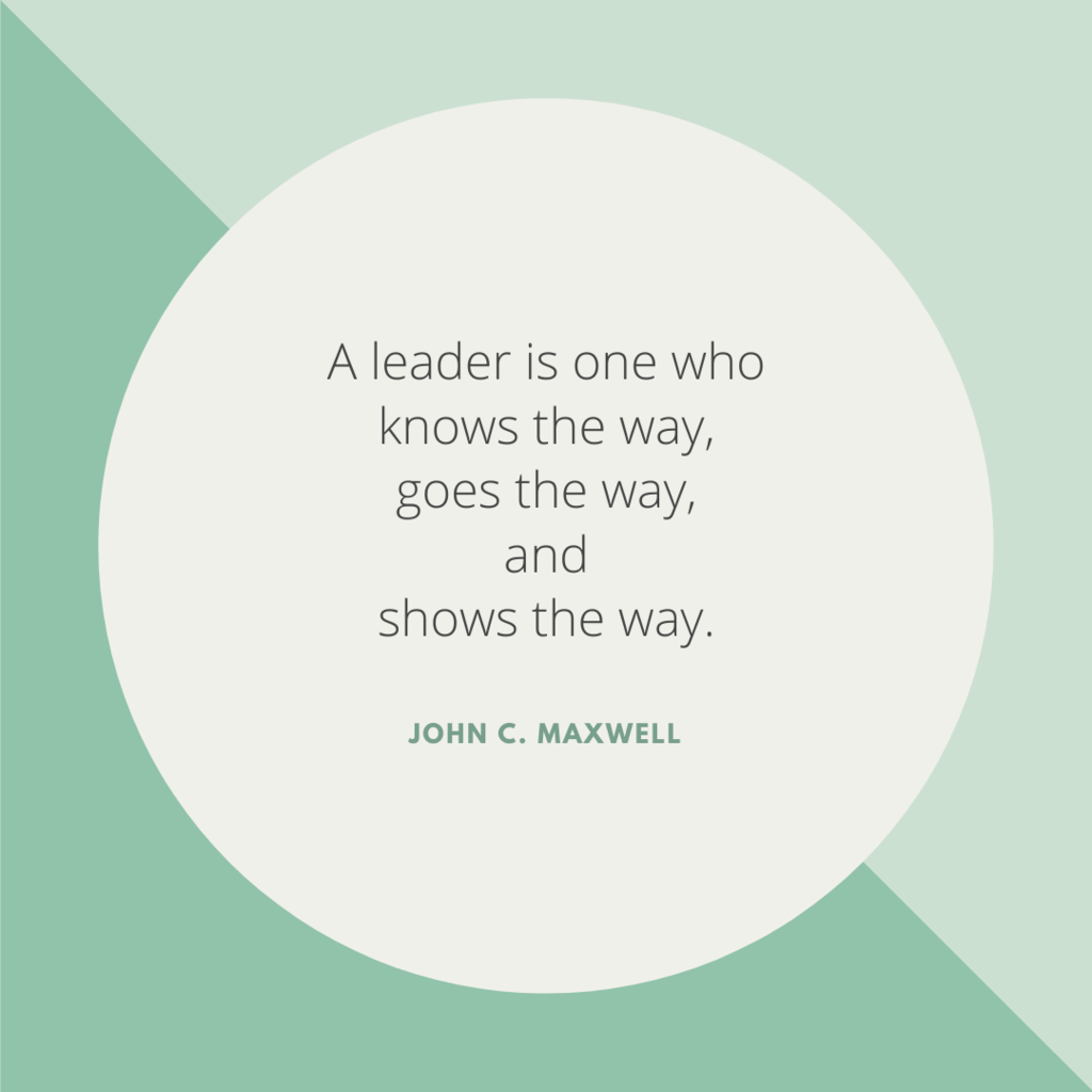 Quote from John C. Maxwell