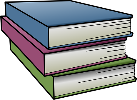Textbooks graphic