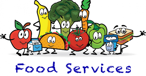 Food services graphic