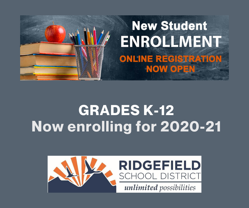 New student enrollment graphic 2020-21
