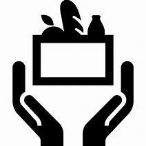 Food pantry icon graphic