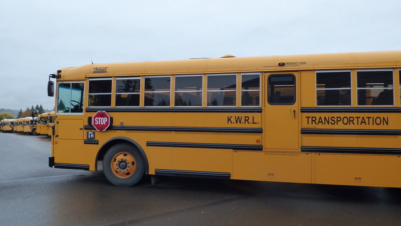 KWRL Website Includes Snow Route Updates for School Bus Routes