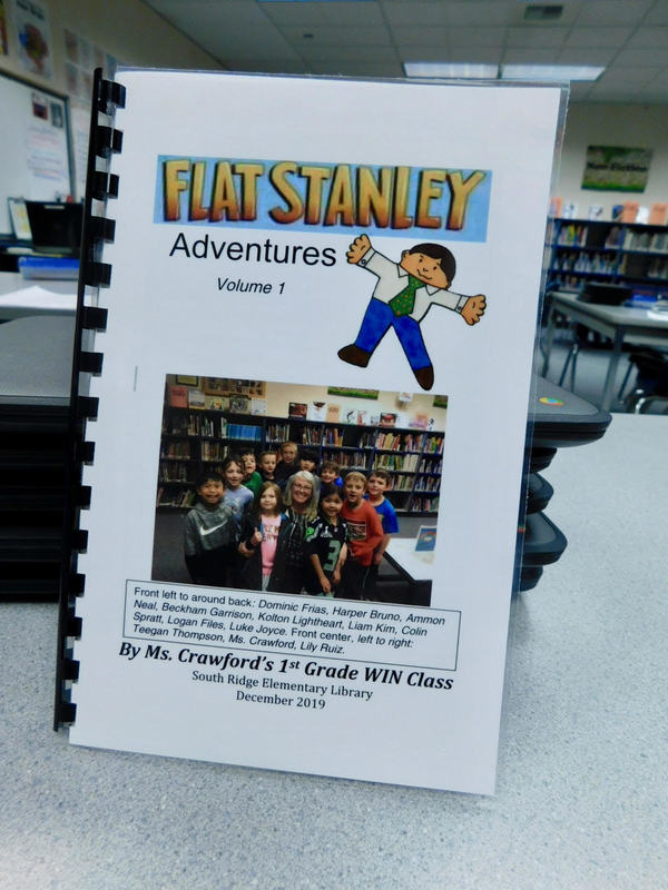 Flat Stanley Leaves Ridgefield To Travel America