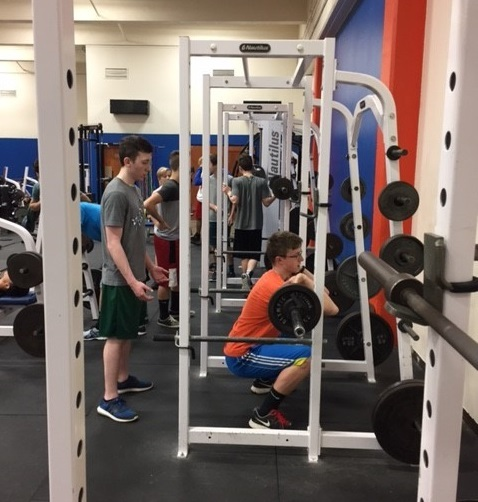Ridgefield High School's Physical Education Program Motivates Students for Fitness