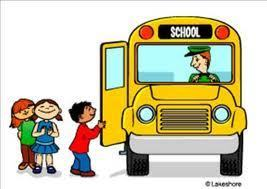 Will Your Kindergartener Take the School Bus to Attend in-Person Classes?  Register with KWRL by Tuesday, November 17th