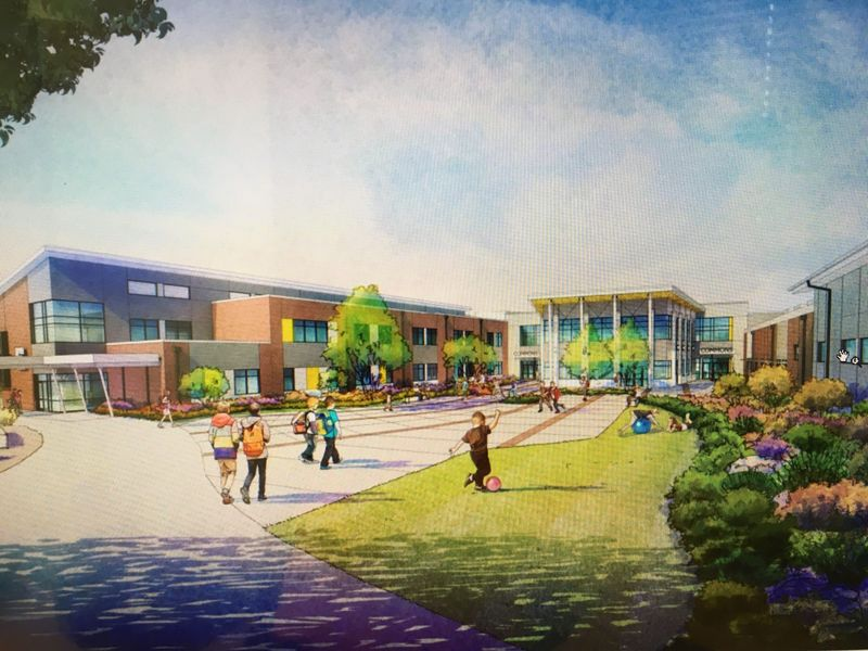 District Seeks Name for New Intermediate School