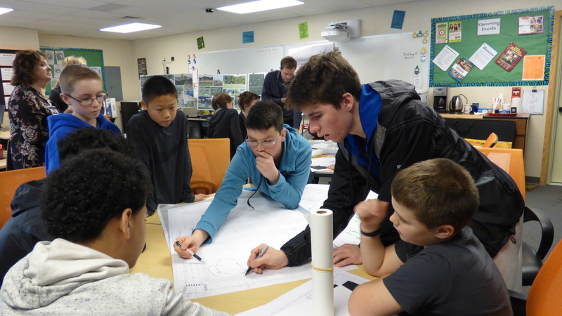 Ridgefield Students Shape Design of Community's Open Space
