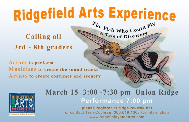 """Ridgefield Arts Experience"" Teaches Kids About Theater Production"