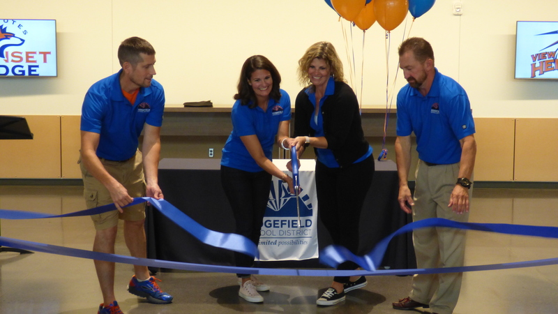 New School Campus for Grades 5-8 Officially Opens in Ridgefield