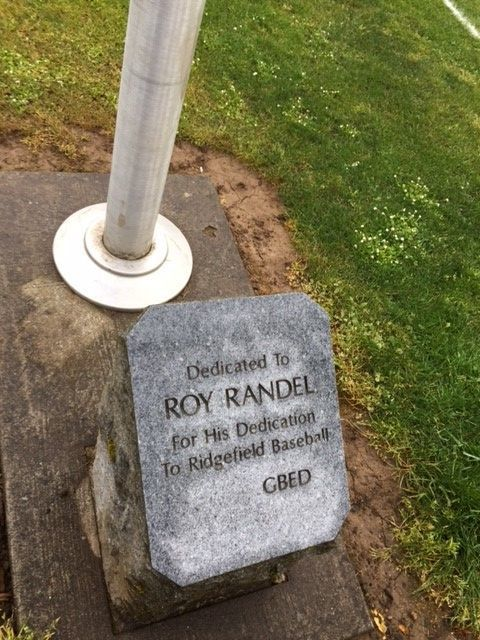 Roy Randel Memorial to Relocate to Ridgefield Outdoor Recreation Complex