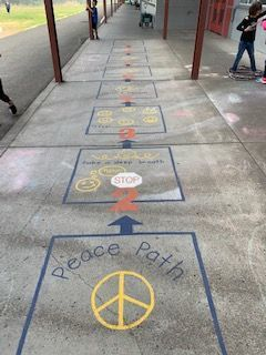 Peace Path Empowers Students to Resolve Conflicts