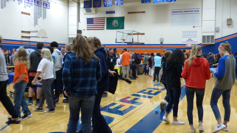 RHS Fall Fair Provides Variety of Post-Secondary Opportunities for Students