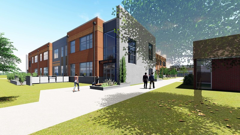 Sign Up for a Tour of the Ridgefield High School Expansion Project