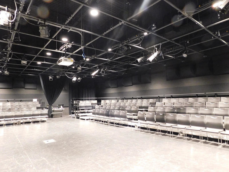 First Black Box Theater in Ridgefield